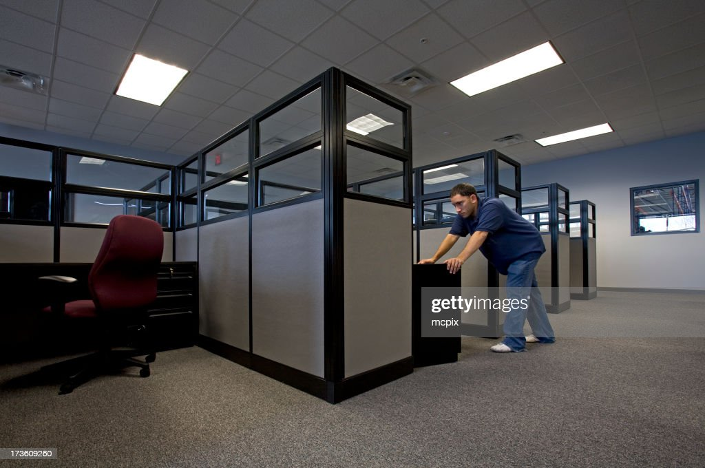 Office Furniture Installation Stock Photo Getty Images