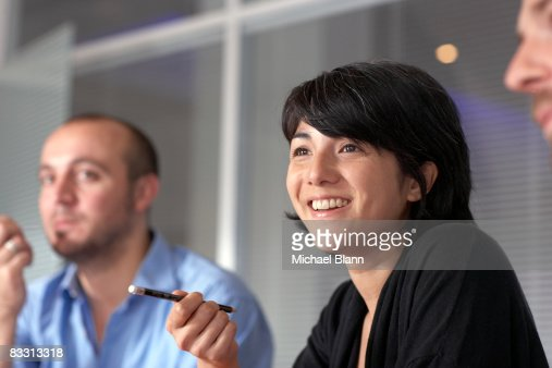 office meeting : Stock Photo