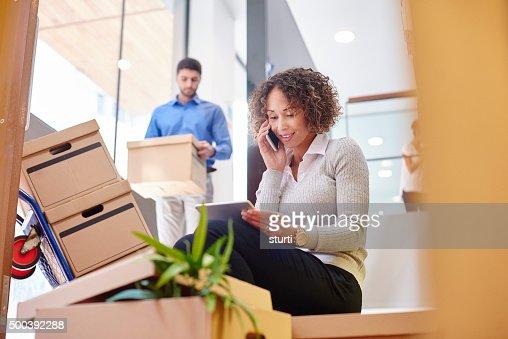 Ufficio movimento giorno