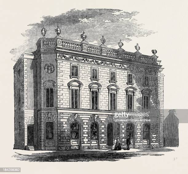 Office Of The Midland Counties Insurance Company Lincoln
