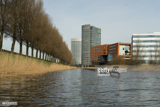office park in Hoofddorp