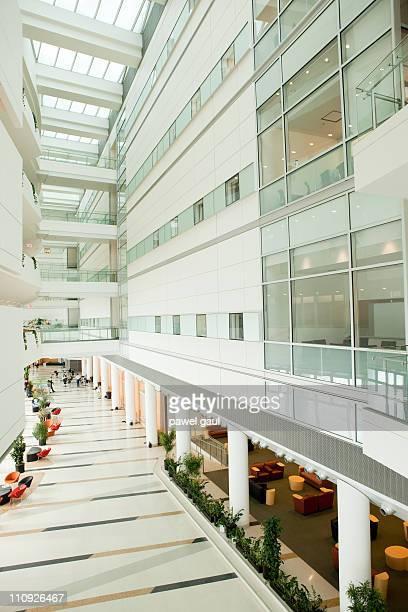 Office Park-Hall