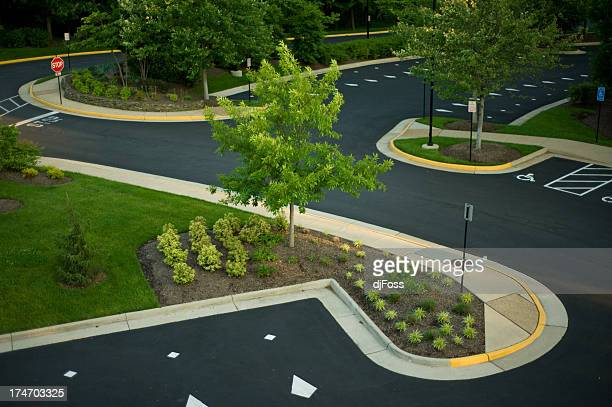 Office Parking Lot