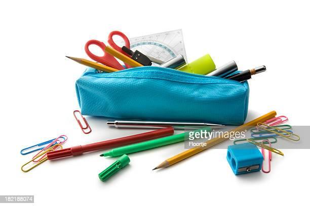 Bureau: Trousse d'écolier