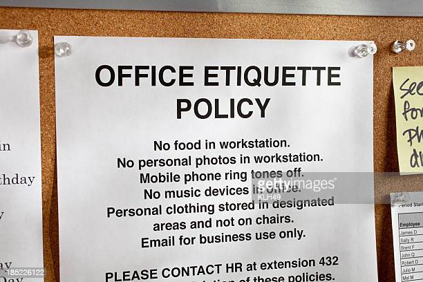 Office Policy Notice