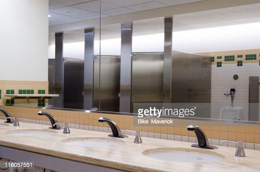 Office restroom