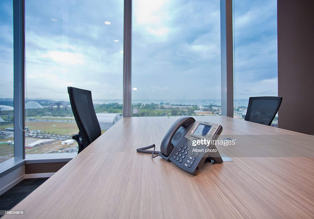 Office scene : Stock Photo