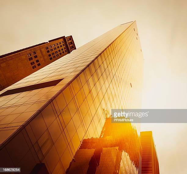 Office skysraper in New York City