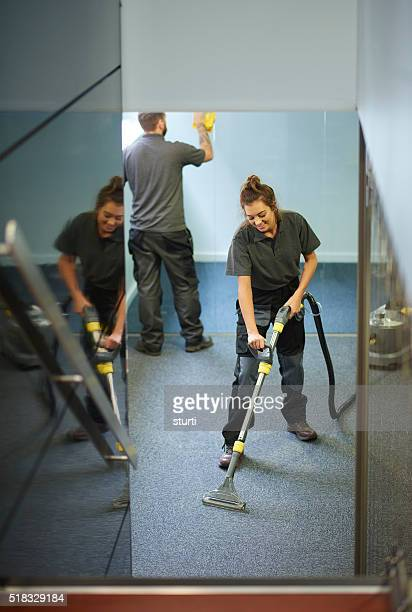 office steam cleaning