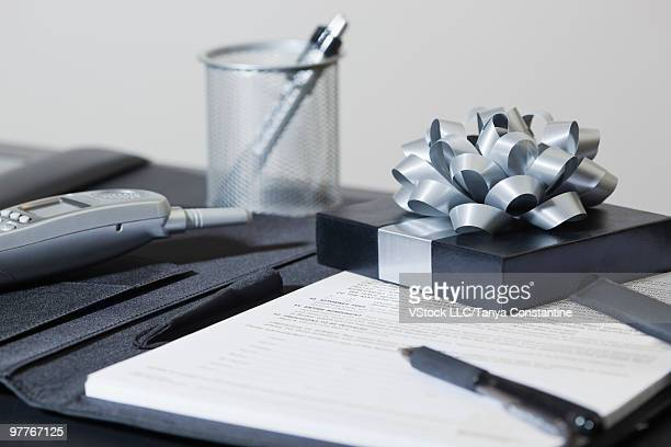 Office supplies and gift