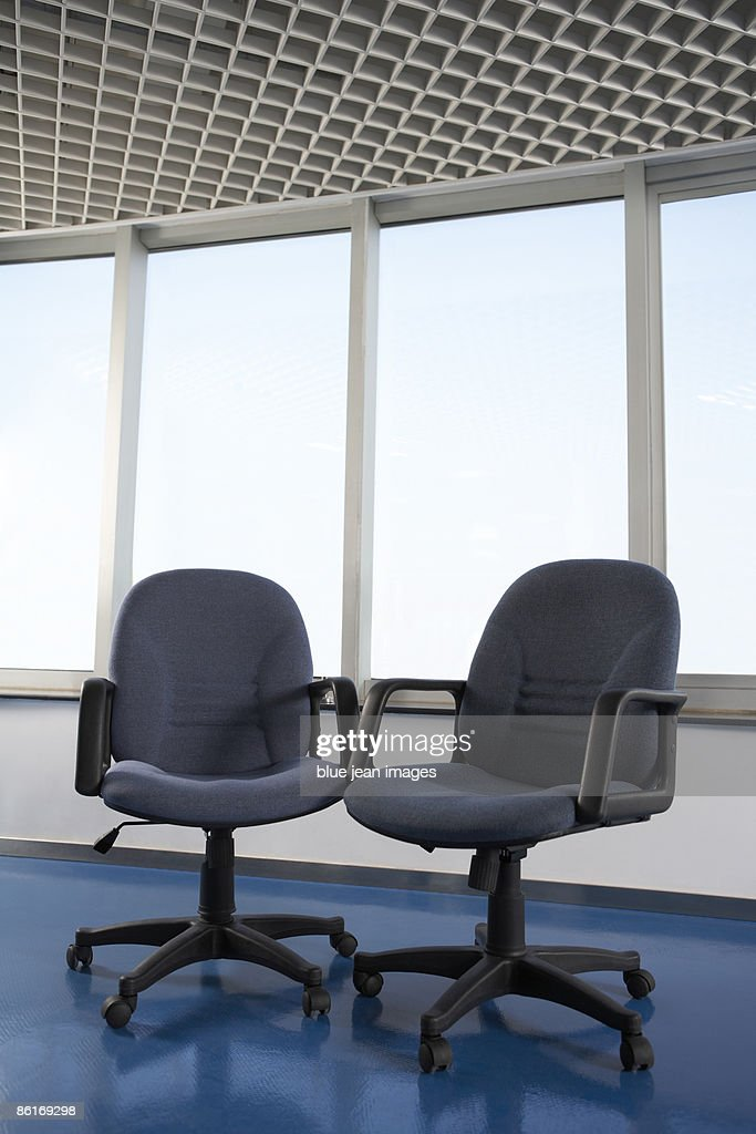 Office swivel chairs : Stock Photo