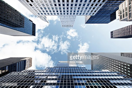 Office Tower in New York City