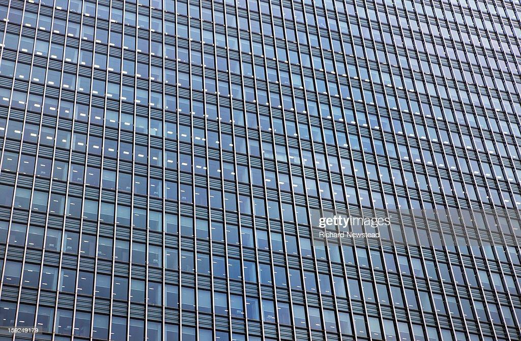 Office Windows : Stock Photo