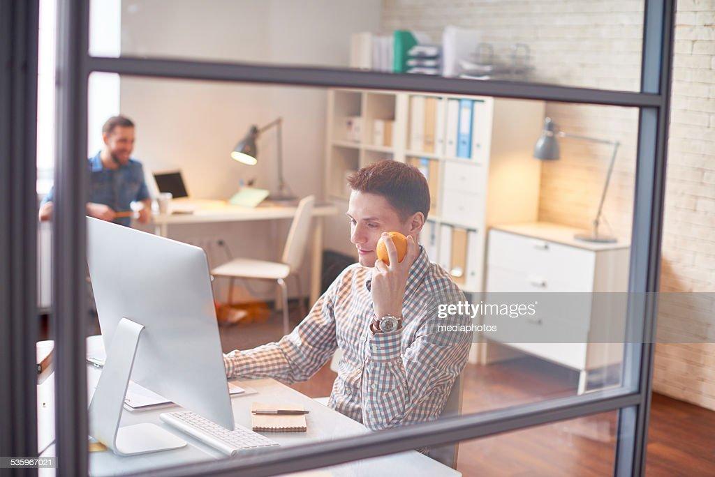 Office work : Stock Photo