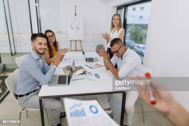Kontorsarbete