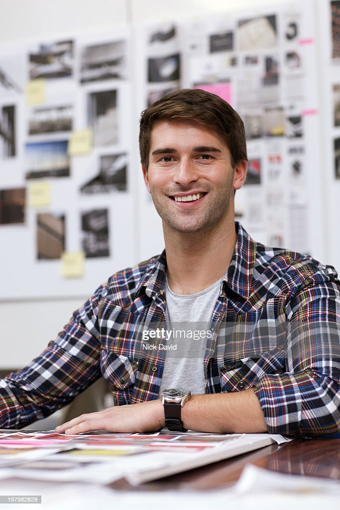 Office worker : Stock Photo