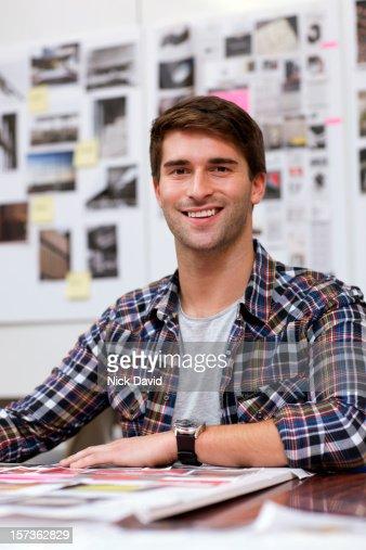 Office worker : Bildbanksbilder