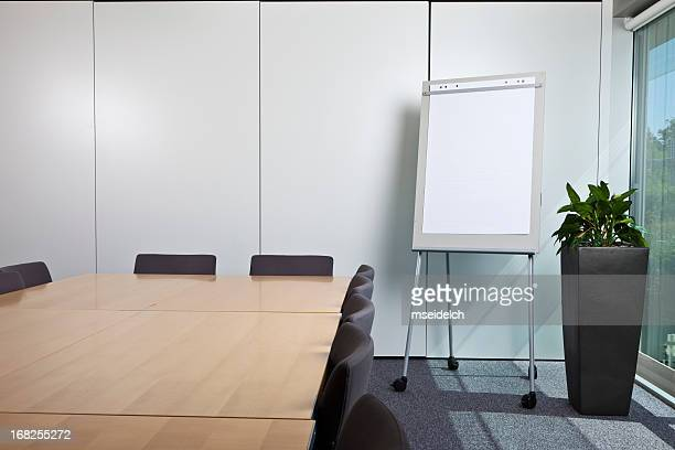 Office/Meeting Room with flipchart
