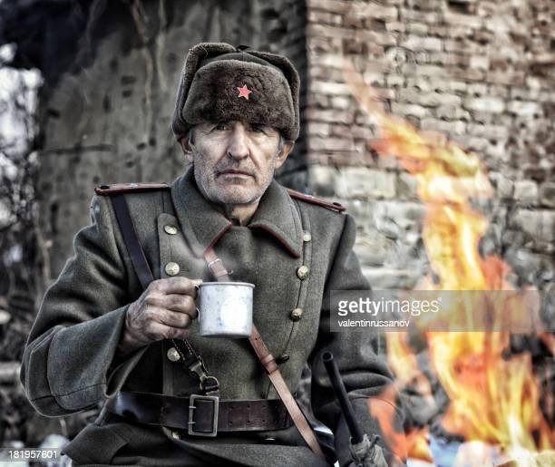 Responsabile della seconda guerra mondiale-orientale anteriore