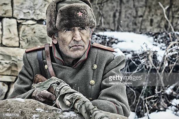WWII  Officer