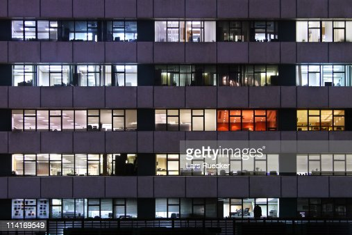 Offices : Stock Photo