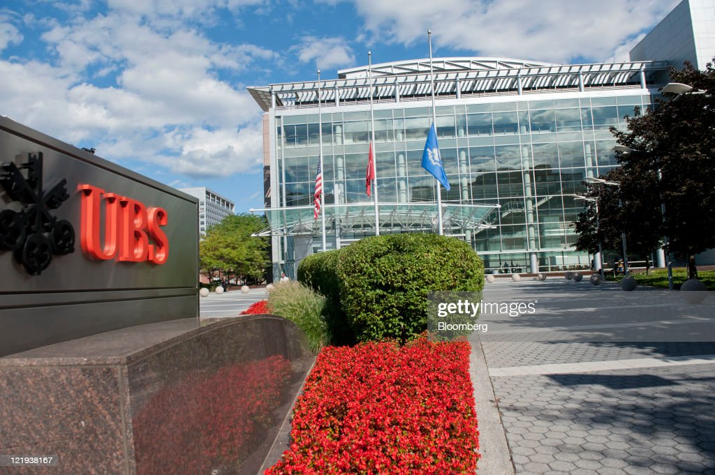 UBS AG offices stand in Stamford Connecticut US on Tuesday Aug 23 2011 UBS AG Switzerland's biggest lender promised to keep at least 2000 jobs in...