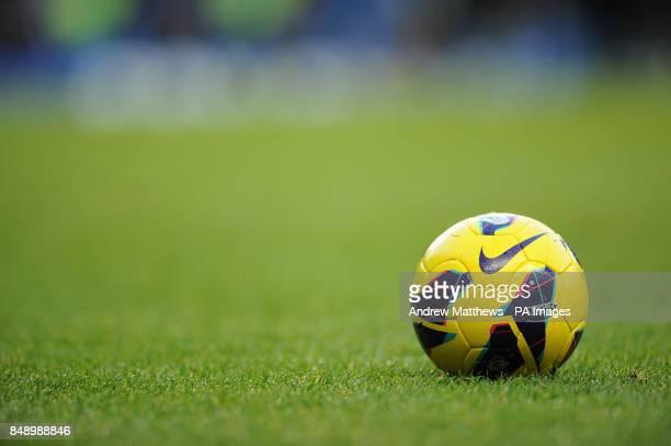 Official Barclays Premier League winter matchball