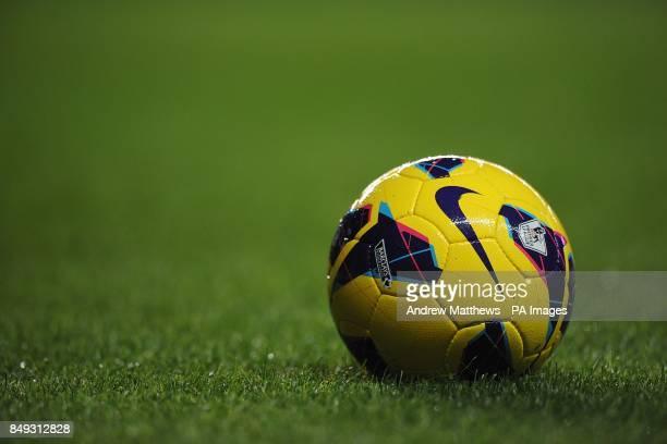 Official Nike Barclays Premier League winter matchball