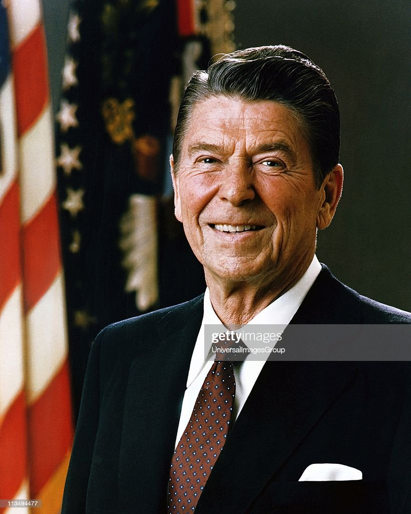 Official Portrait of President Ronald Reagan 1981 Ronald Wilson Reagan was the 40th President of the United States and the 33rd Governor of California