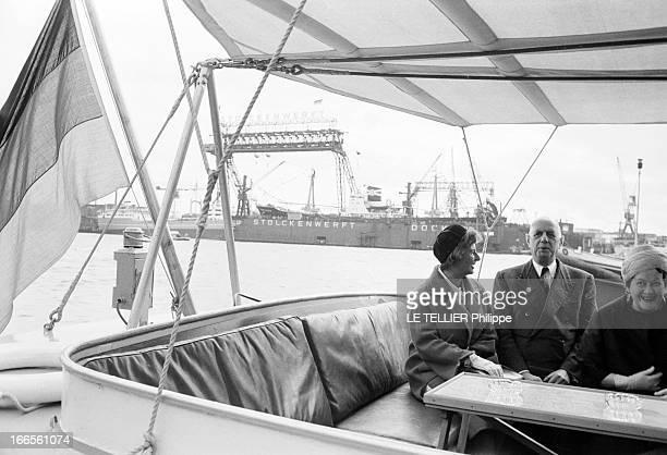 Official Travel Of General Charles De Gaulle To The Federal Republic Of Germany Le 8 septembre 1962 le Président de la République française Charles...