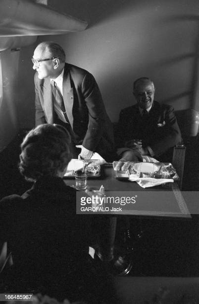 Official Travel Of Guy Mollet In The Ussr In May 1956 Visite officielle de Guy MOLLET président du Conseil français en URSS en mai 1956 Pendant le...