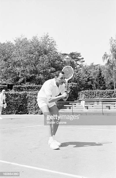 Official Visit Of Prince Moulay Hassan In France With Jacques Chaban Delmas 3 juin 1959 A l'occasion de la visite officielle du Prince du Maroc...