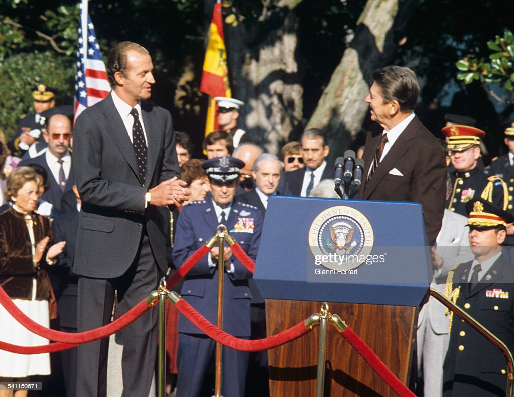 spanish king in united states pictures getty images