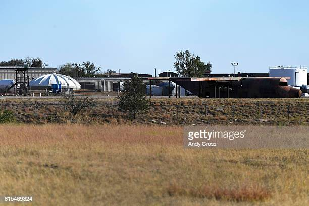 Officials at Peterson Air Force Base announced October 18 2016 that 150000 gallons of water that contained an elevated level of per fluorinated...