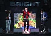 "Premiere Of Netflix's ""Bright"" - Red Carpet"