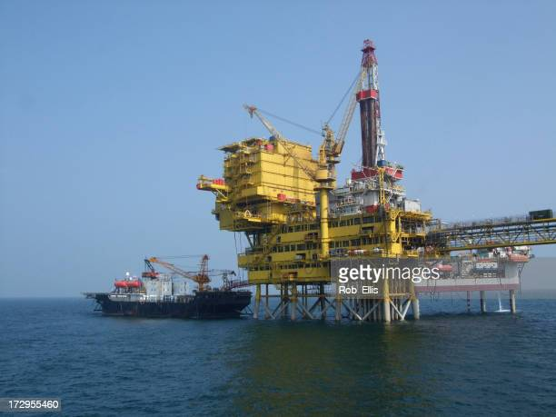Offshore Oil Exploration