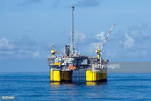 Offshore Oilrig