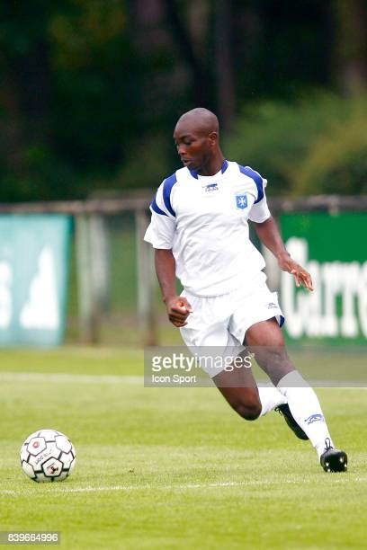 Ognadon AKAKPO UNFP / Auxerre Clairefontaine