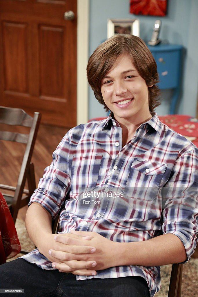 UP - 'Oh Brother It Up' - Rocky and CeCe get hired at Bob's Kabob's, where CeCe loses her job after she butts heads with the strict manager, Logan. Meanwhile, Georgia plans Jeremy's birthday dinner, and he is bringing over his son 'little scooter' for the first time. Guest starring Leo Howard as Logan. This episode of 'Shake It Up' airs SUNDAY, JANUARY 13 (8:30-9:00 p.m., ET/PT), on Disney Channel. LEO