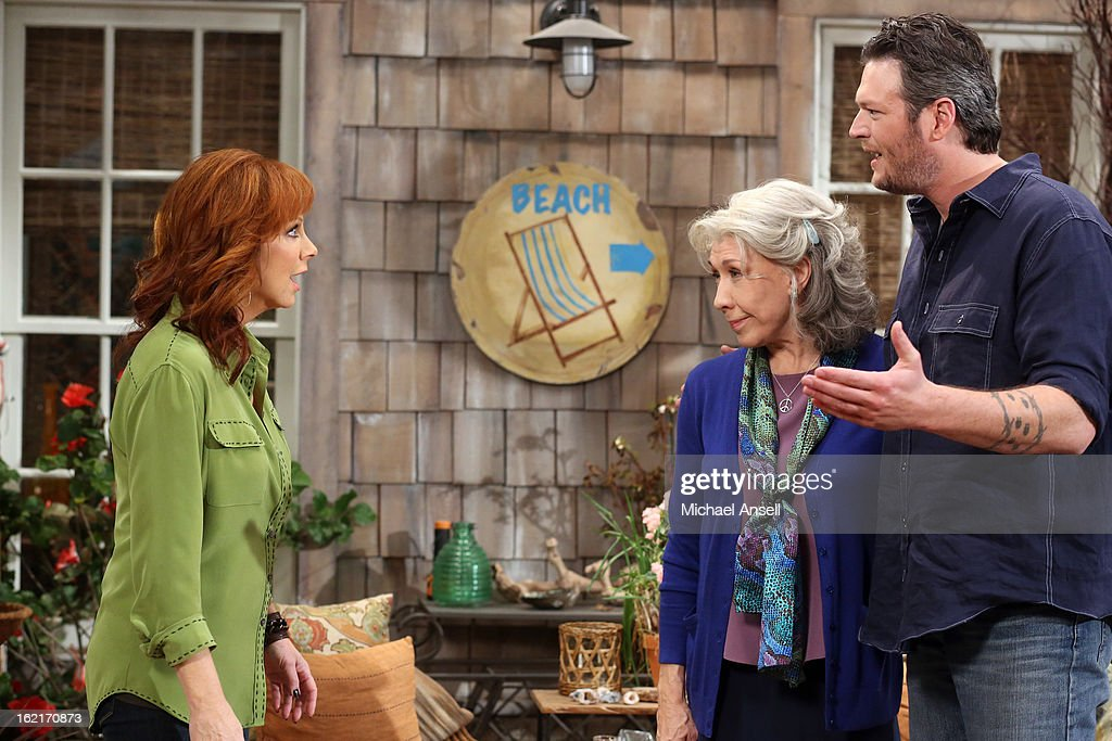 COUNTRY - 'Oh Brother' - Reba's wayward brother, Blake (Country music star Blake Shelton), pays a surprise visit and comes up with a hasty plan to turn Lillie Mae's BBQ sauce into a profitable business. But Blake's dubious past for trying to make a quick buck without asserting a lot of effort makes Reba fear that he'll let their mother down with his latest get-rich-quick scheme. Meanwhile, when June lets it slip at school that Cash is still a virgin, Uncle Blake gives him some questionable advice, which Cash awkwardly puts into action to help remedy his situation, on 'Malibu Country,' FRIDAY, MARCH 1 (8:31-9:00 p.m., ET) on the ABC Television Network. REBA, LILY