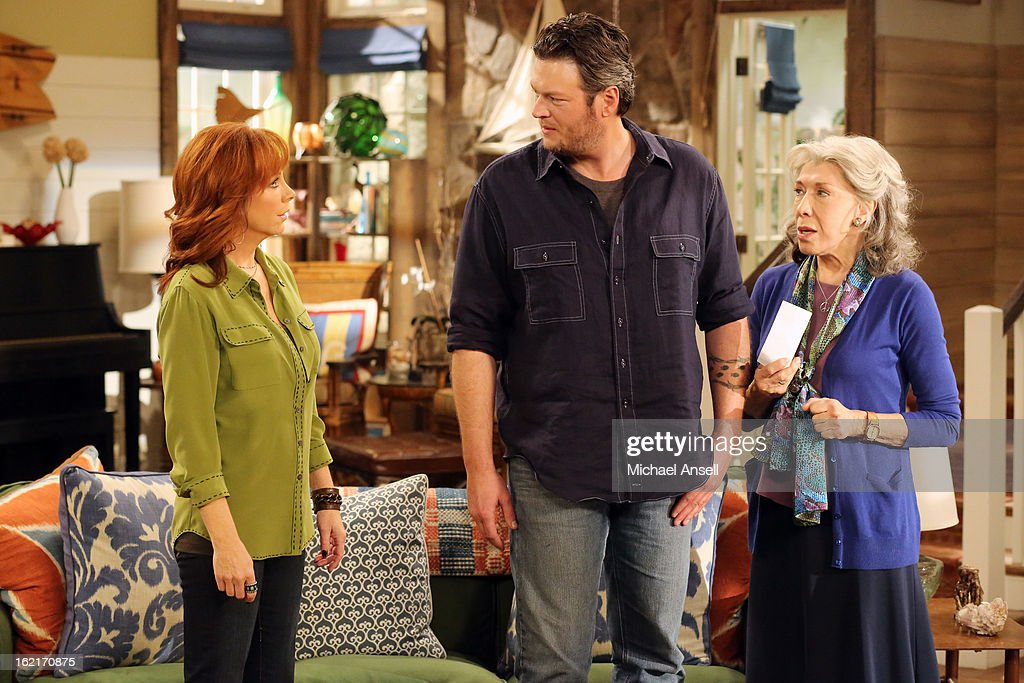 COUNTRY - 'Oh Brother' - Reba's wayward brother, Blake (Country music star Blake Shelton), pays a surprise visit and comes up with a hasty plan to turn Lillie Mae's BBQ sauce into a profitable business. But Blake's dubious past for trying to make a quick buck without asserting a lot of effort makes Reba fear that he'll let their mother down with his latest get-rich-quick scheme. Meanwhile, when June lets it slip at school that Cash is still a virgin, Uncle Blake gives him some questionable advice, which Cash awkwardly puts into action to help remedy his situation, on 'Malibu Country,' FRIDAY, MARCH 1 (8:31-9:00 p.m., ET) on the ABC Television Network. REBA, BLAKE