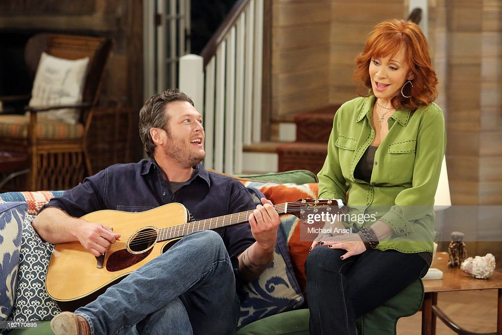 COUNTRY - 'Oh Brother' - Reba's wayward brother, Blake (Country music star Blake Shelton), pays a surprise visit and comes up with a hasty plan to turn Lillie Mae's BBQ sauce into a profitable business. But Blake's dubious past for trying to make a quick buck without asserting a lot of effort makes Reba fear that he'll let their mother down with his latest get-rich-quick scheme. Meanwhile, when June lets it slip at school that Cash is still a virgin, Uncle Blake gives him some questionable advice, which Cash awkwardly puts into action to help remedy his situation, on 'Malibu Country,' FRIDAY, MARCH 1 (8:31-9:00 p.m., ET) on the ABC Television Network. BLAKE