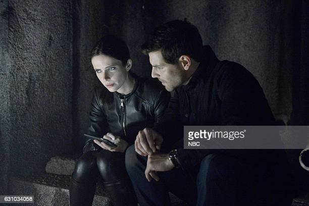GRIMM 'Oh Captain My Captain' Episode 603 Pictured Bitsie Tulloch as Juliette Silverton David Giuntoli as Nick Burkhardt