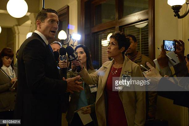 GRIMM 'Oh Captain My Captain' Episode 603 Pictured Sasha Roiz as Sean Renard
