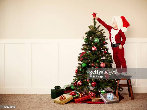 Arbre de Noël dans l'Ohio