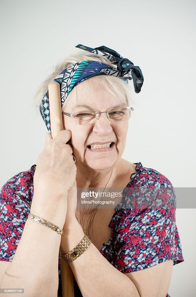 Oh, I don't want to clean more : Stock Photo