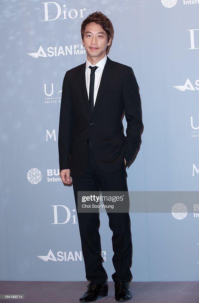 Oh Man-Seok attends the 'United Asian Film Night with Christian Dior' in conjunction with the Busan International Film Festival(BIFF) at the Westin Chosun Hotel on October 8, 2012 in Busan, South Korea.
