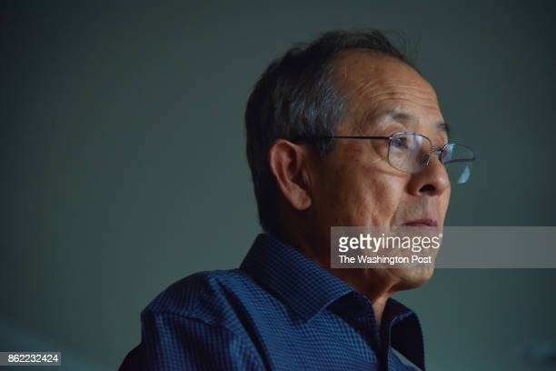 Oh Suk Kwon is pictured at his home on Wednesday October 11 in Aldie VA Oh Suk Kwon is a Korean immigrant and US Army veteran mechanic who fulfilled...