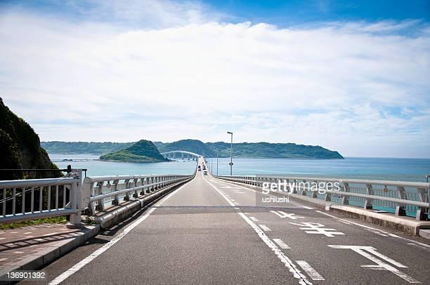 Ohashi Bridge in Tsunoshima