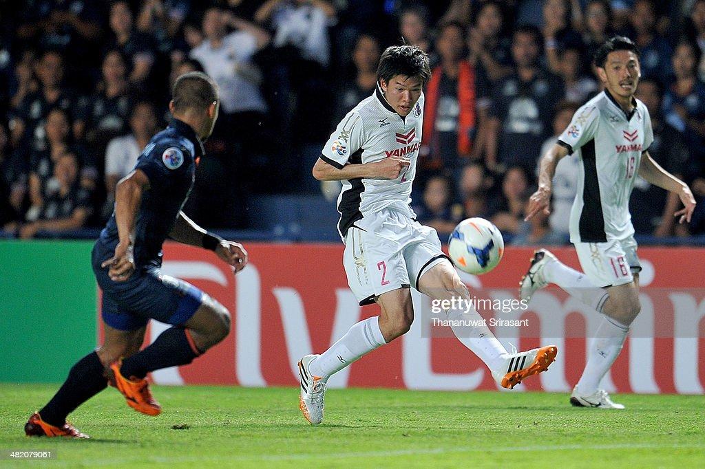 Buriram Utd v Cerezo Osaka - AFC Champions League